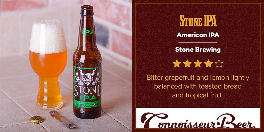 Stone Ipa Beer Nutrition Facts Gastronomia Y Viajes