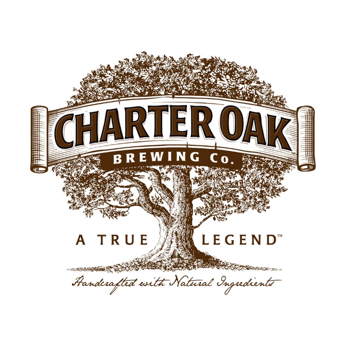 Charter Oak Brewing Company Logo