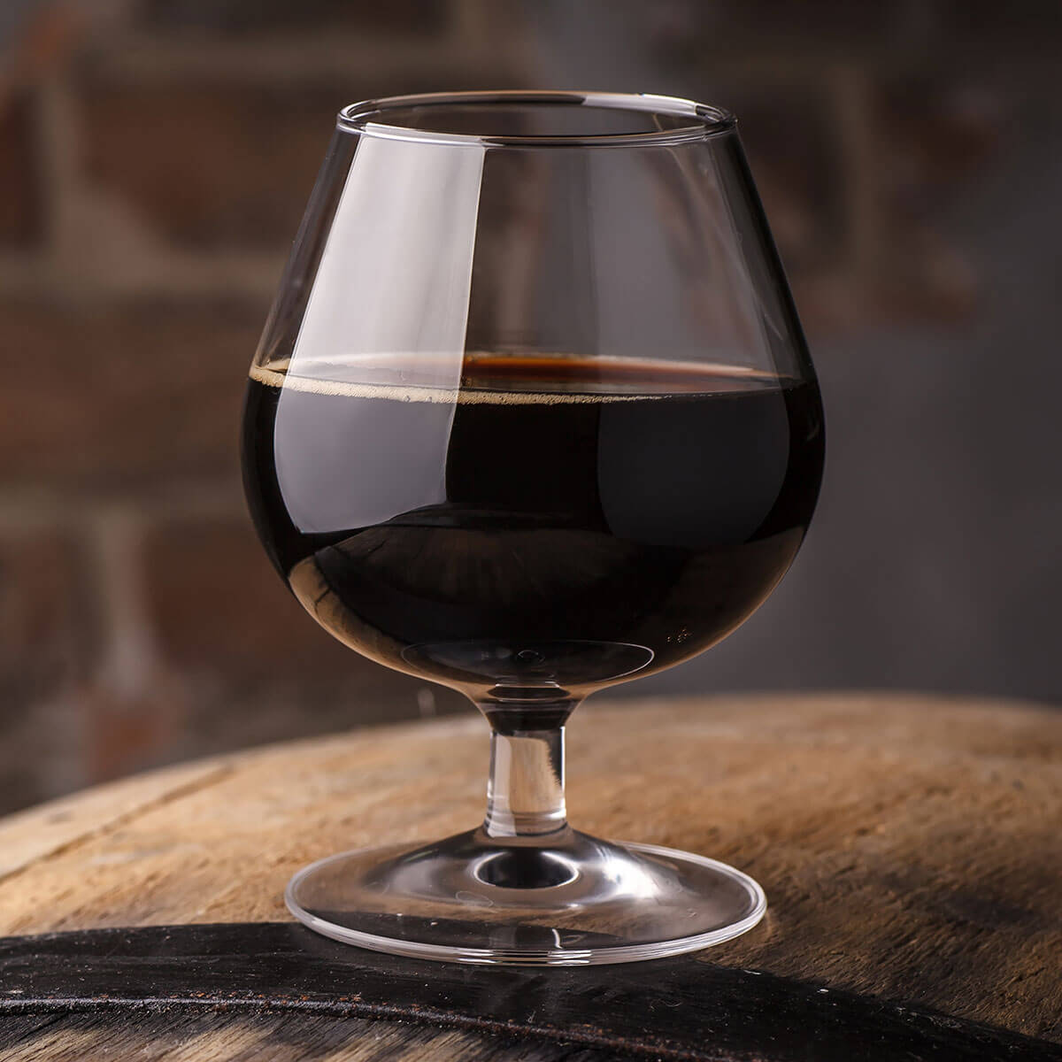 Baltic Porter in a Snifter