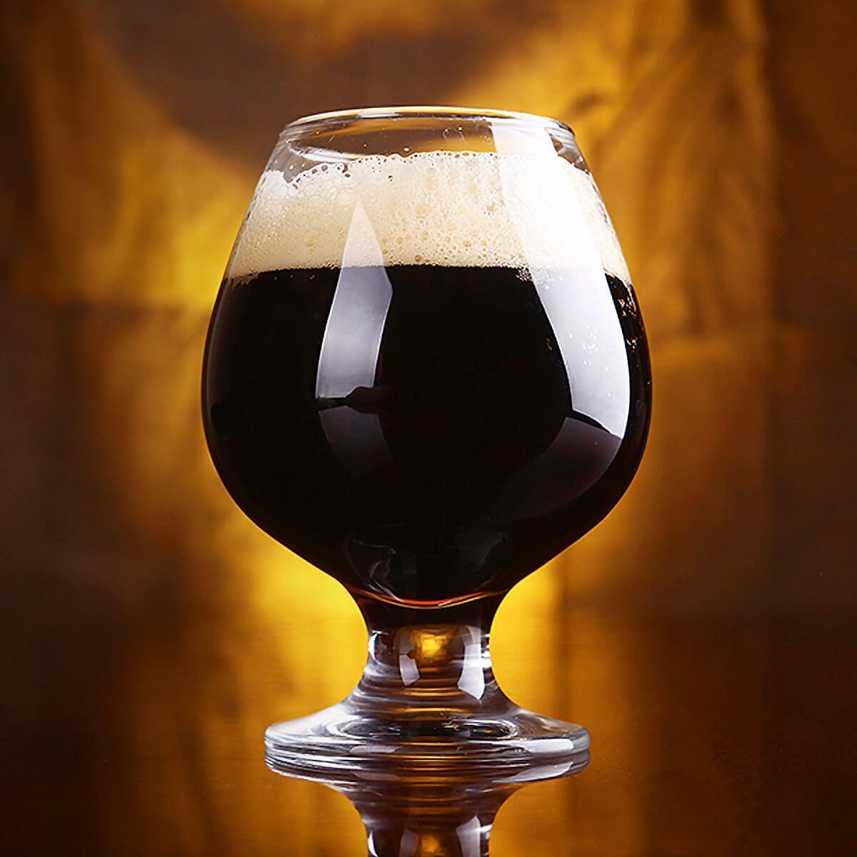 Russian Imperial Stout in a Snifter