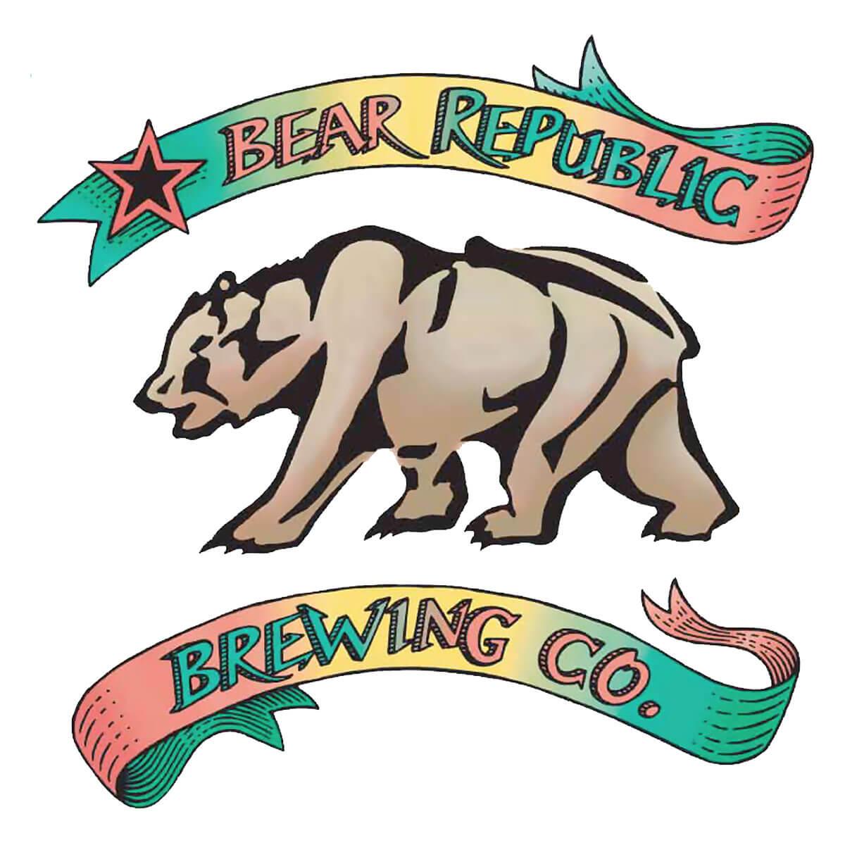 Bear Republic Brewing Co. Logo