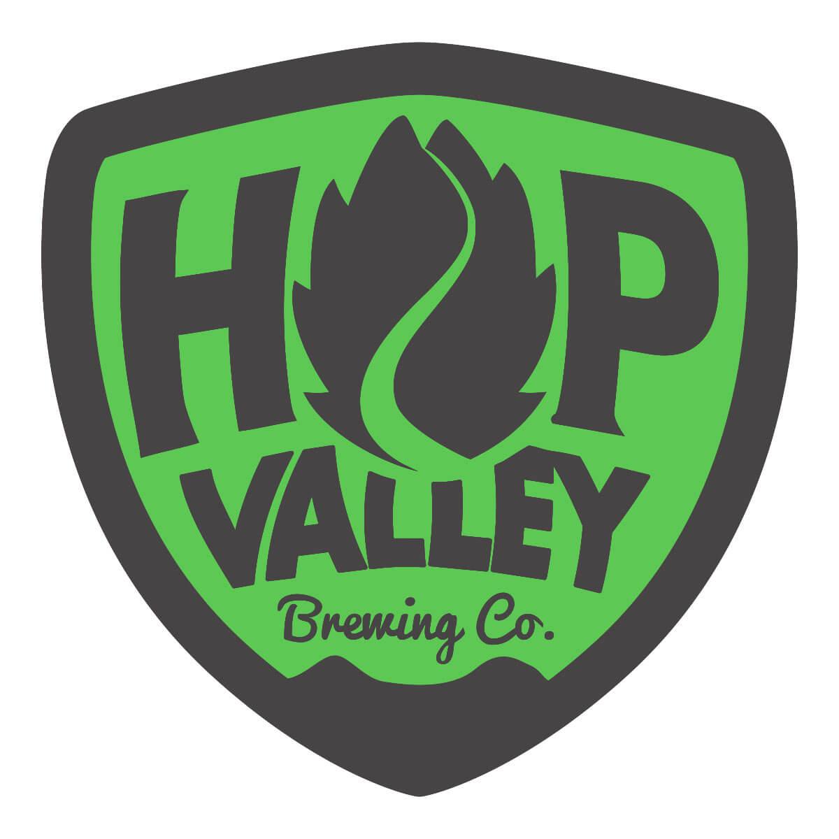 Hop Valley Brewing Company Logo