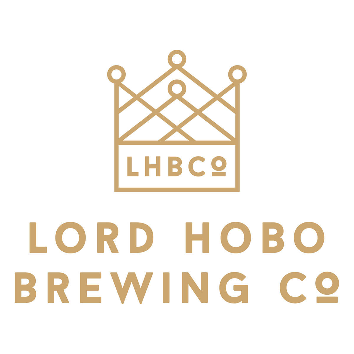 Lord Hobo Brewing Co. Logo