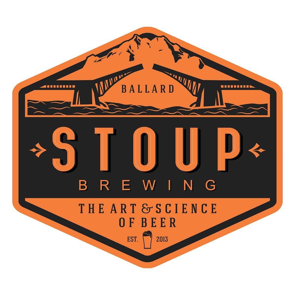 Stoup Brewing Logo