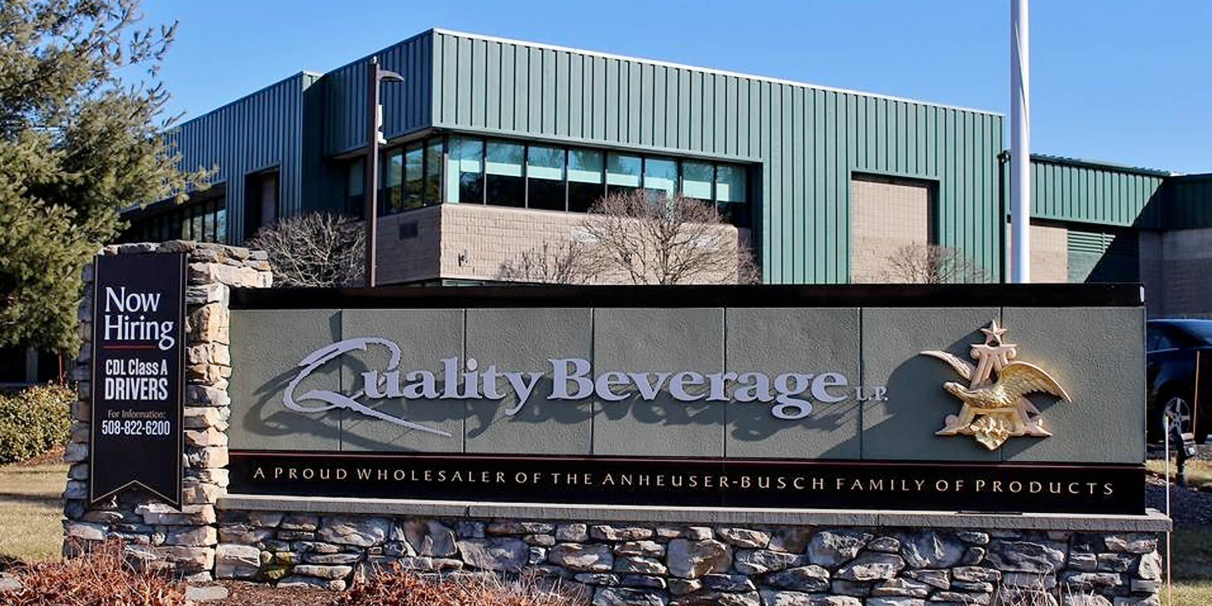 Quality Beverage is Largest Anheuser-Busch Wholesaler in