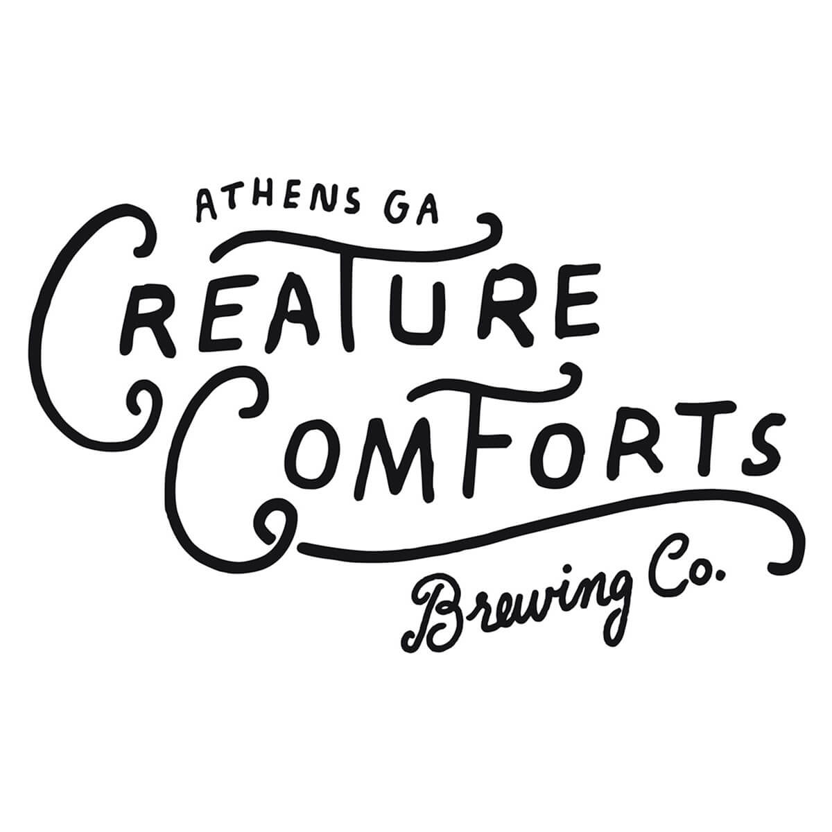 Creature Comforts Brewing Co. Logo