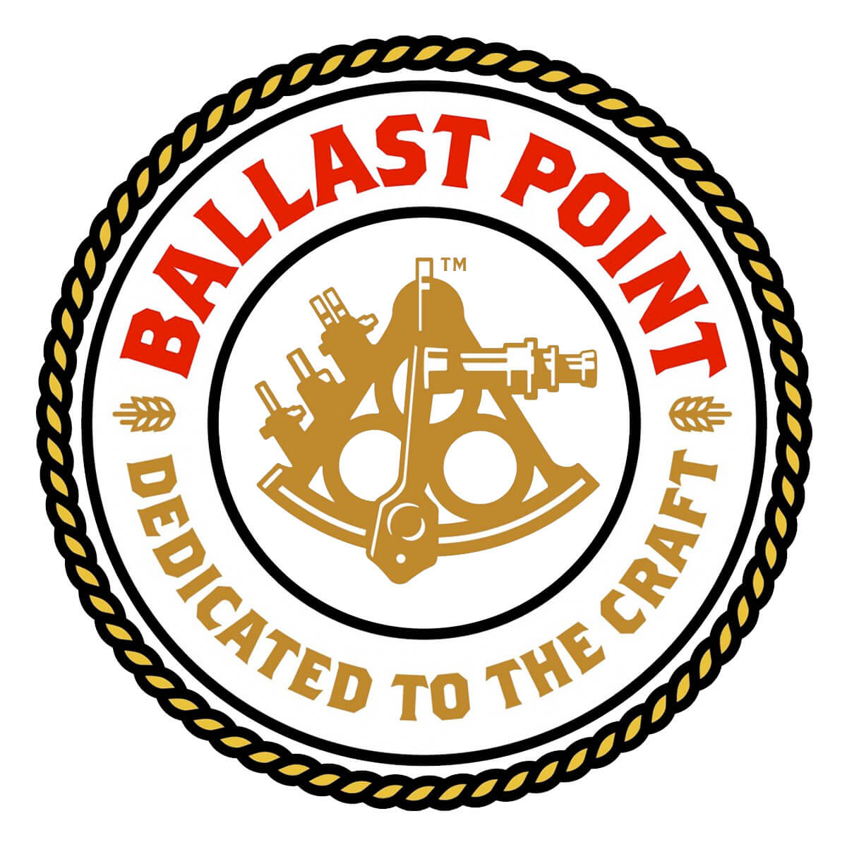 Ballast Point Brewing Company Logo