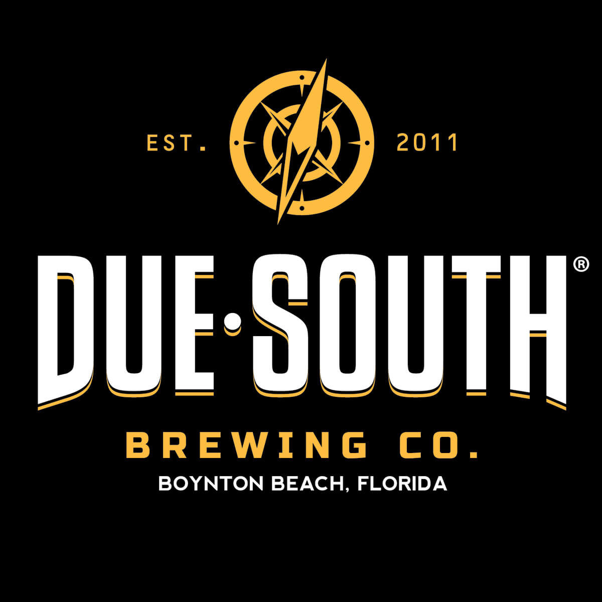 Due South Brewing Co. Logo