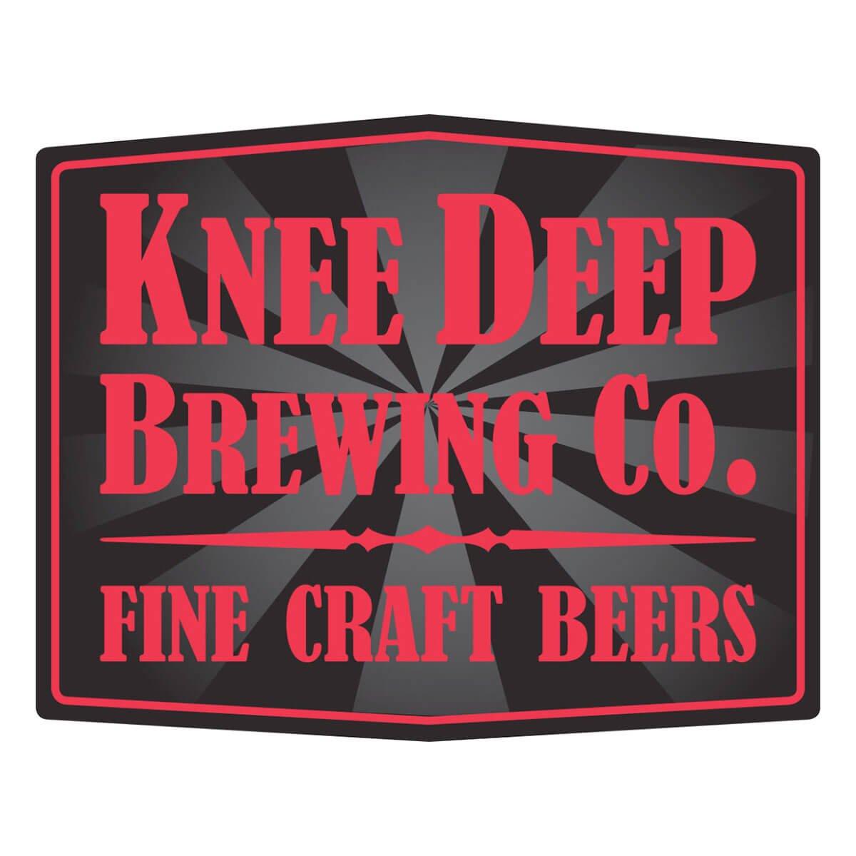 Knee Deep Brewing Co. Logo