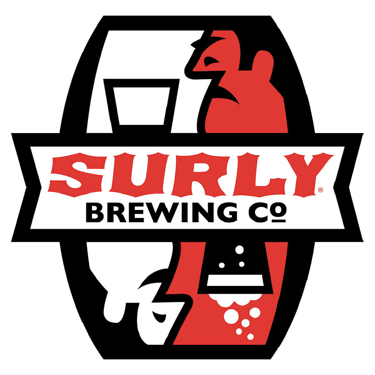 Surly Brewing Co. Logo