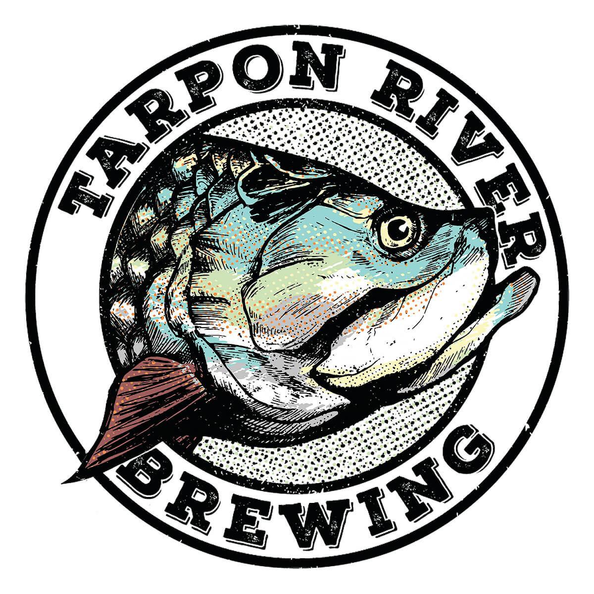 Tarpon River Brewing Logo