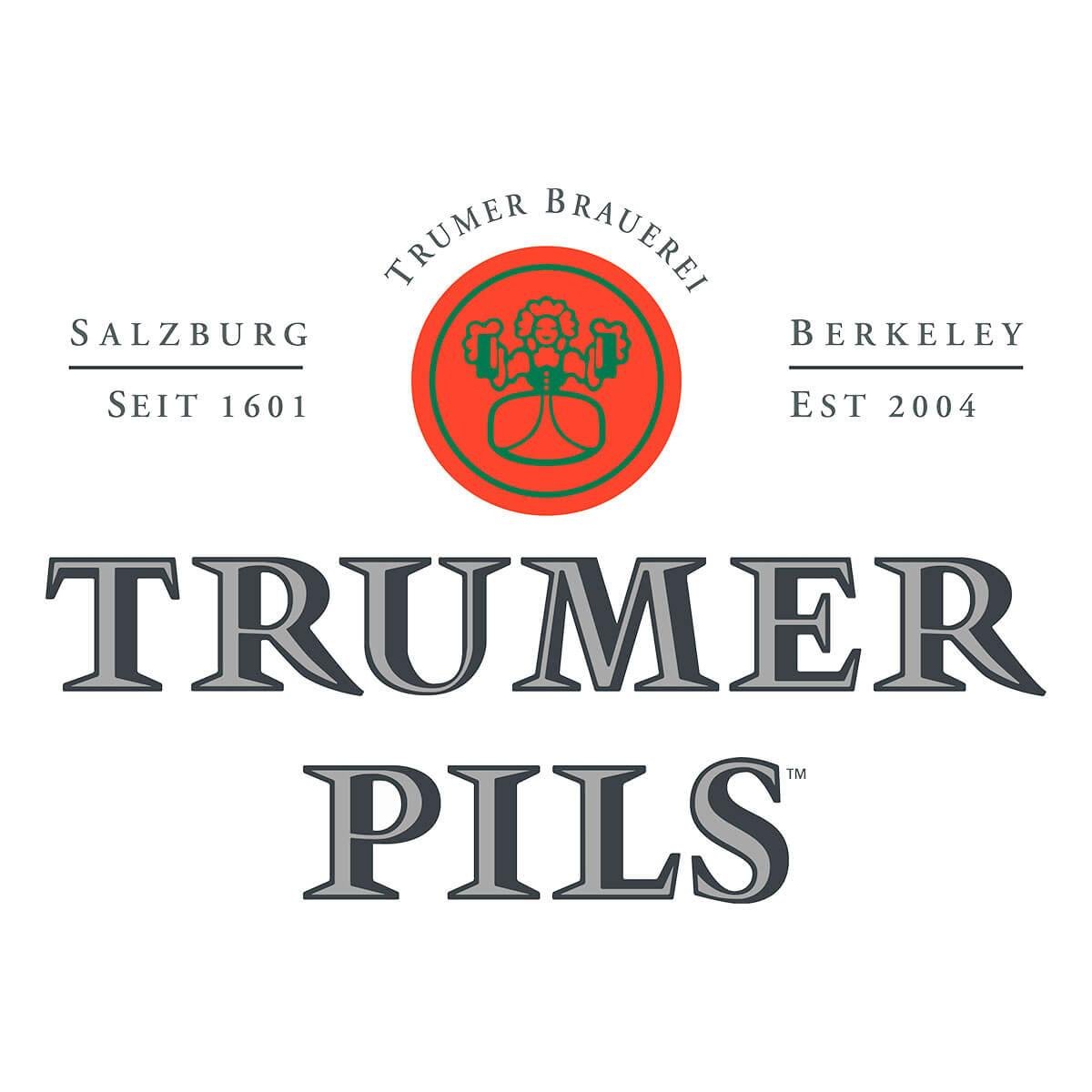 Trumer Brewery / Trumer Pils Logo