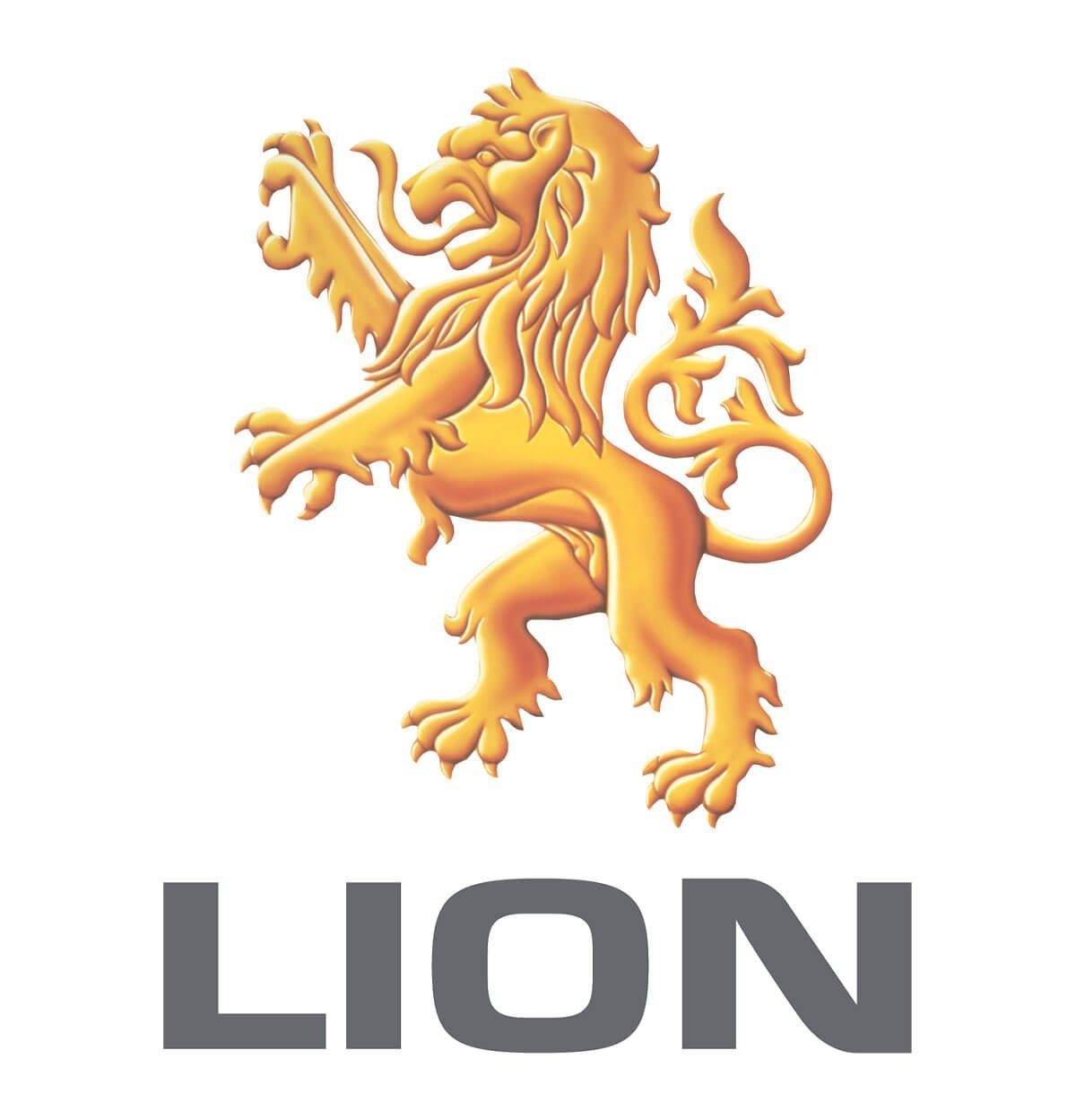 Lion Little World Beverages Logo