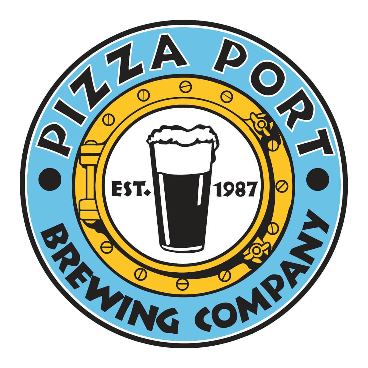 Pizza Port Brewing Company Logo