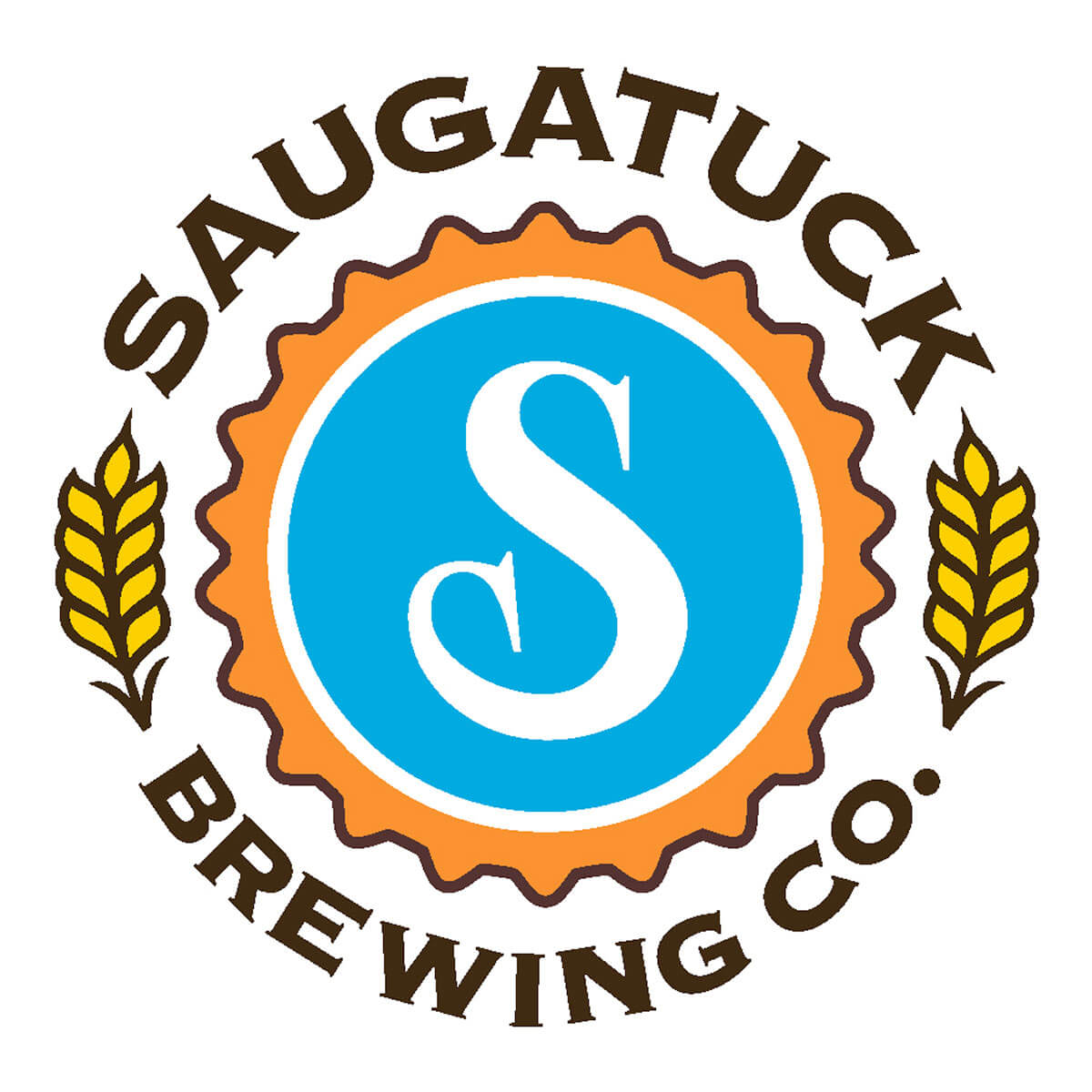 Saugatuck Brewing Co. Logo