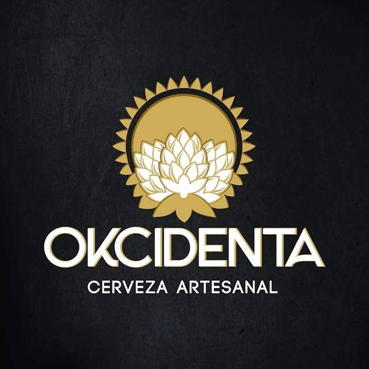 Cerveza Artesanal Okcidenta Logo