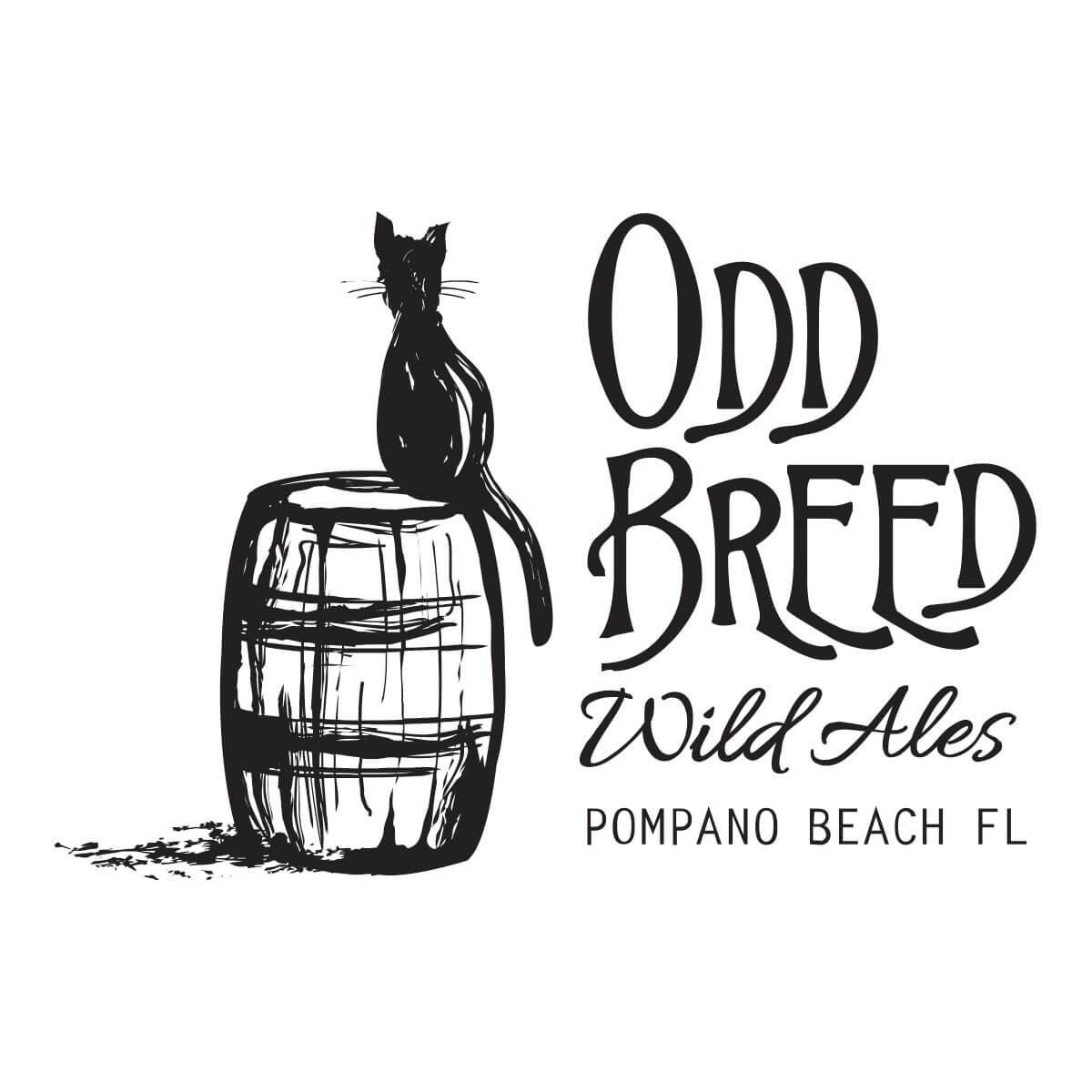 Odd Breed Wild Ales Logo