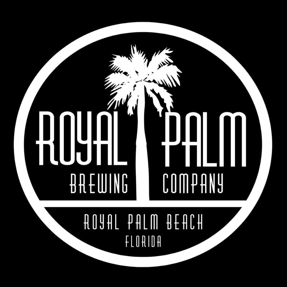 Royal Palm Brewing Company Logo