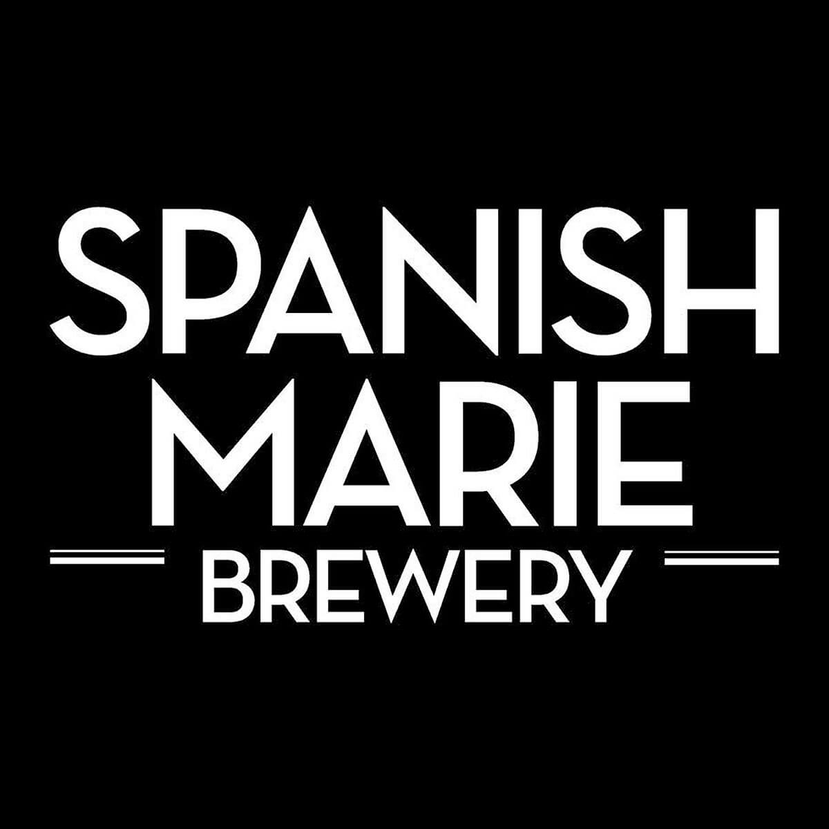 Spanish Marie Brewery Logo