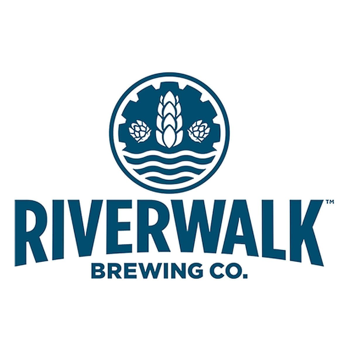 Riverwalk Brewing Co. Logo