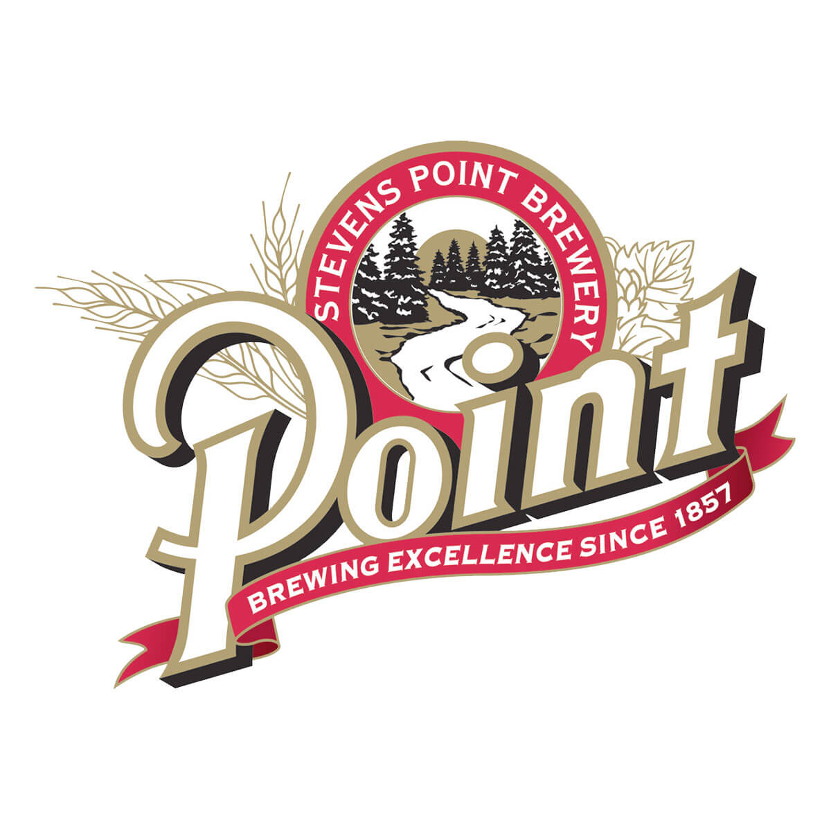 Stevens Point Brewery Logo