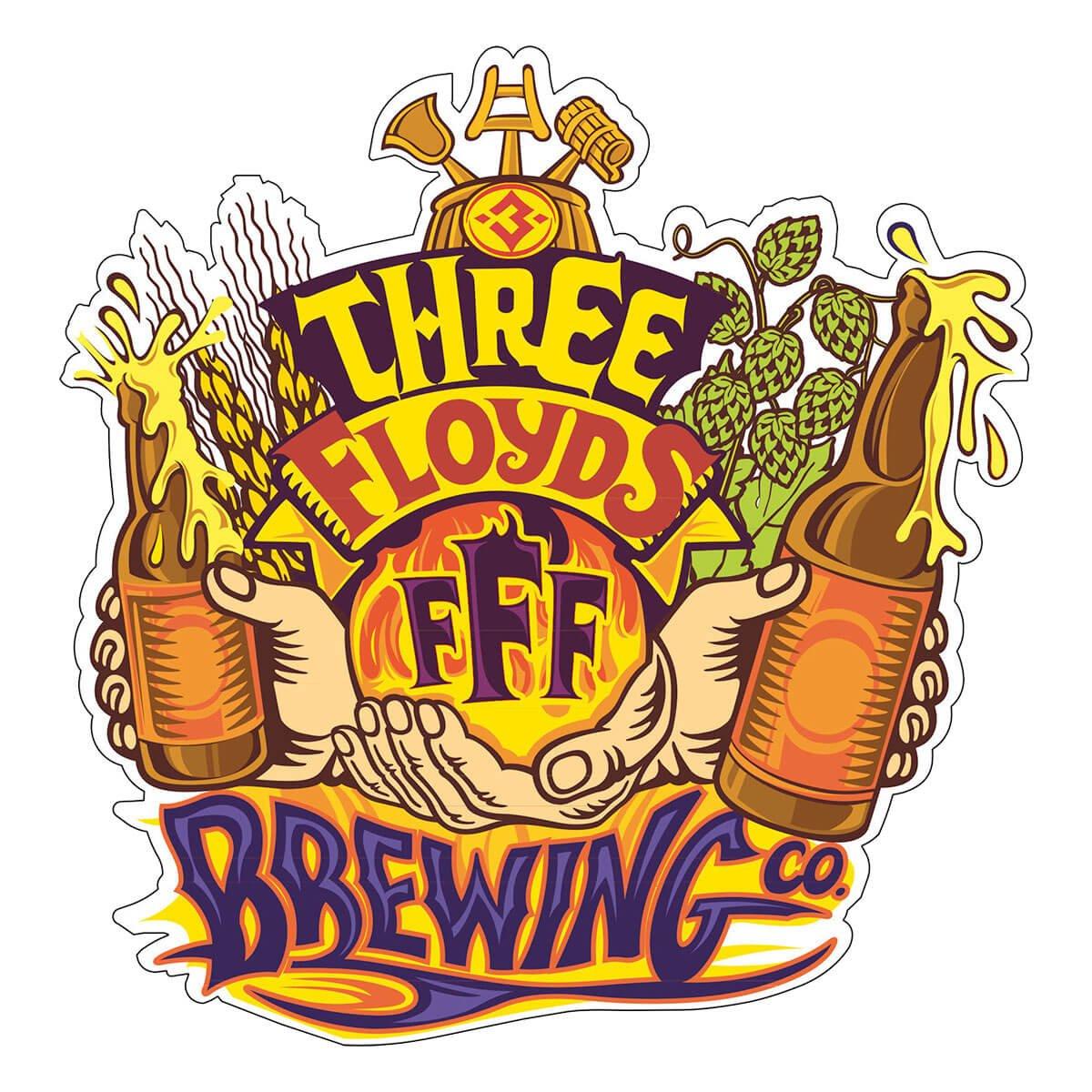 Three Floyds Brewing Co. Logo