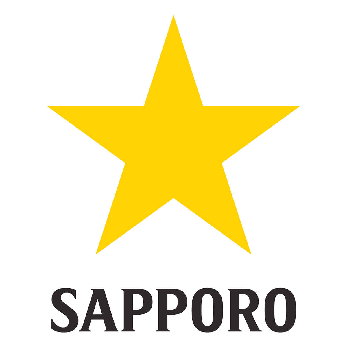 Sapporo Breweries and Sapporo Beer Logo
