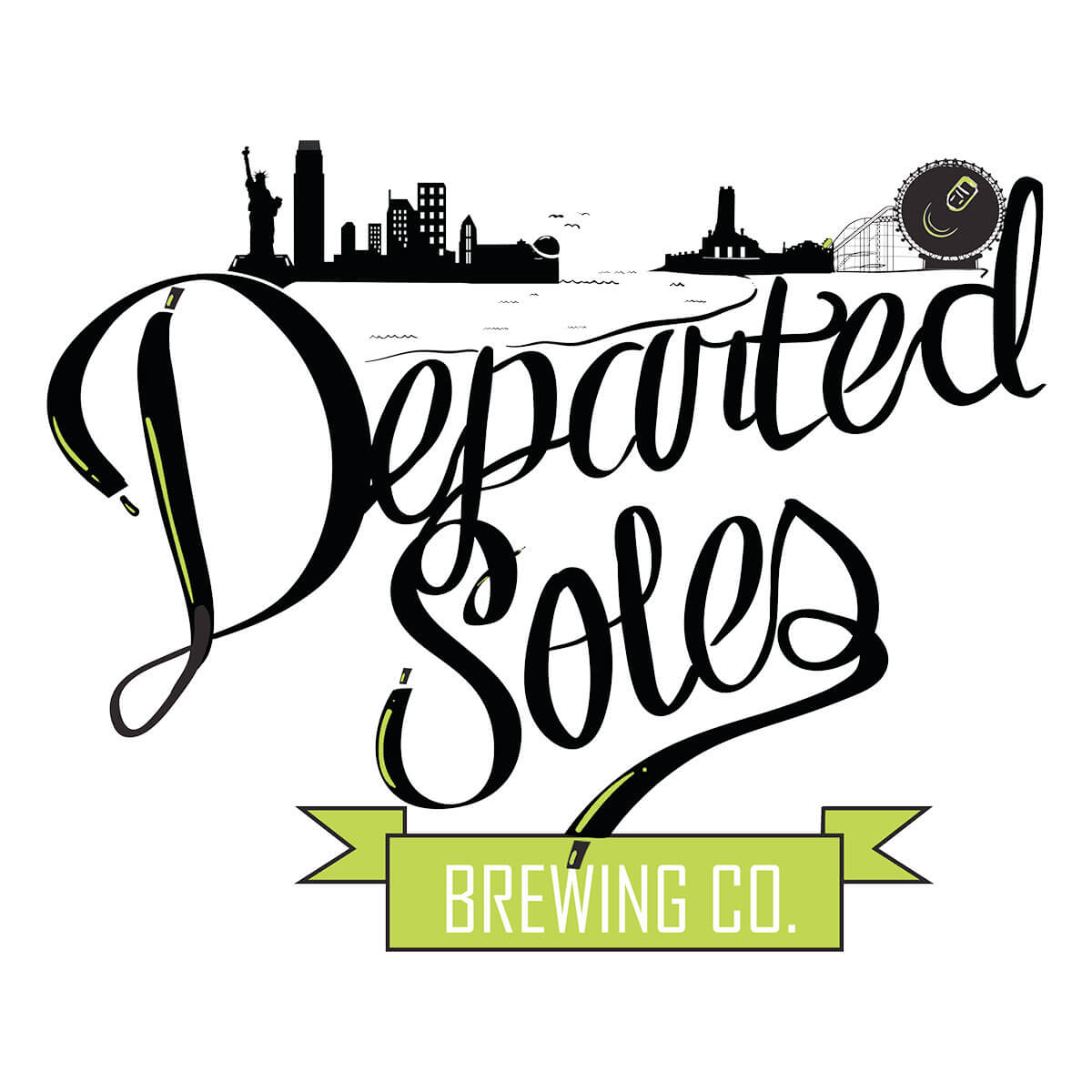Departed Soles Brewing Company Logo