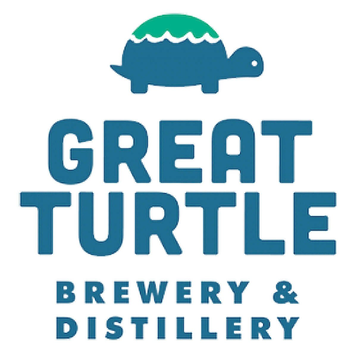 Great Turtle Brewery & Distillery Logo