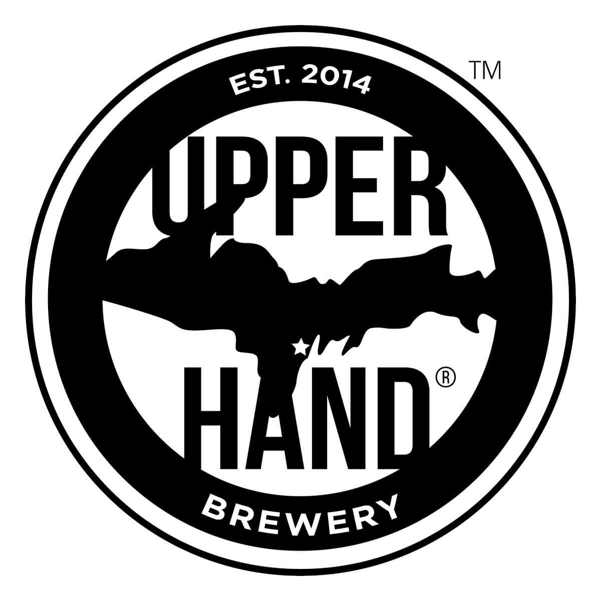 Upper Hand Brewery Logo