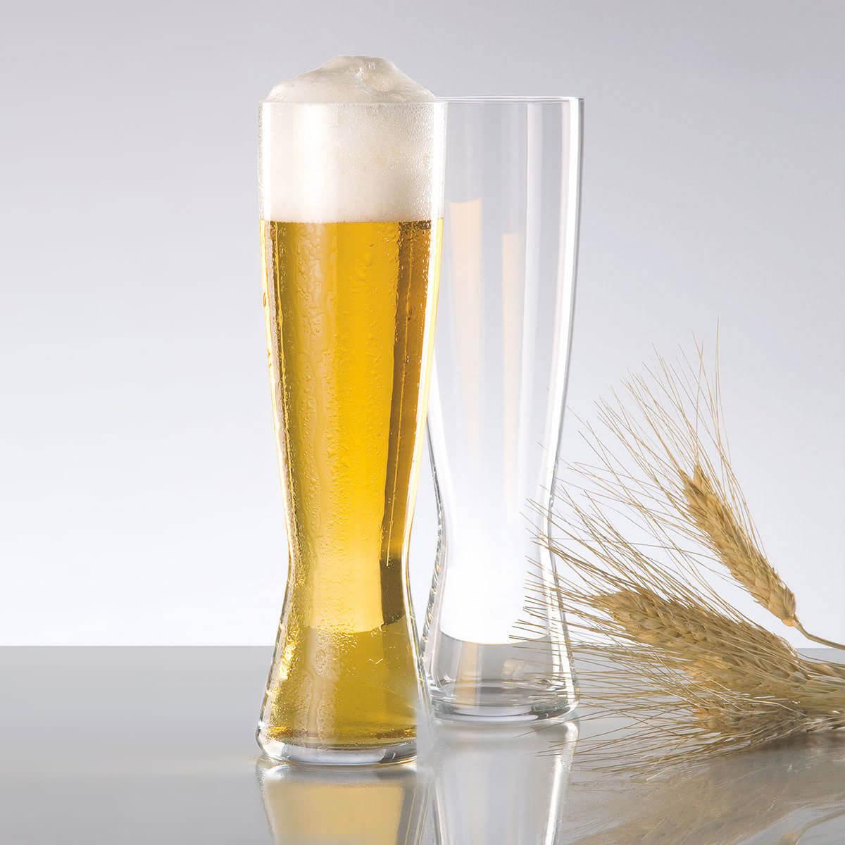 A Dortmunder Export Lager in a Pilsner Glass